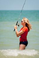 Fishing in Gulf of Mexico. Photo by Debi Pittman Wilkey