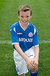 St Johnstone FC Academy Under 12's<br /> Brodie Smith<br /> Picture by Graeme Hart.<br /> Copyright Perthshire Picture Agency<br /> Tel: 01738 623350  Mobile: 07990 594431