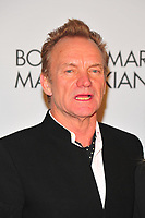 NEW YOKR, NY - NOVEMBER 7: Sting at The Elton John AIDS Foundation's Annual Fall Gala at the Cathedral of St. John the Divine on November 7, 2017 in New York City. <br /> CAP/MPI/JP<br /> &copy;JP/MPI/Capital Pictures
