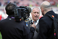Jonathan Wilsher prior to the Premier League match between Sunderland and Swansea City at the Stadium of Light, Sunderland, England, UK. Saturday 13 May 2017