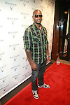 Model Tyson Beckford attends The House of Rémy Martin® celebrates the national launch of Rémy Martin® V - the brand's first CLEAR spirit at LAVO, NY 7/12/11