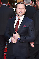 AJ Buckley<br /> arrives for the European premiere of &quot;Captain America: Civil War&quot; at Westfield, Shepherds Bush, London<br /> <br /> <br /> &copy;Ash Knotek  D3111 26/04/2016