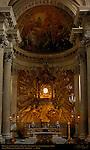 Madonna del Portico in Baroque Gloria Melchior Cafa Ercole Ferrata 1660s Santa Maria del Portico in Campitelli Rome