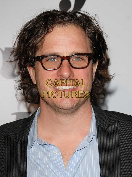 DAVIS GUGGENHEIM .attends The 32nd Annual Los Angeles Film Critics Association Awards (LAFCA) held at The InterContinental Los Angeles in Century City, California, USA, .January 14 th 2007..portrait headshot glasses.CAP/DVS.©Debbie VanStory/Capital Pictures