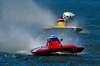 """S-17, S-581, """"Twister""""    (2.5 Litre Stock hydroplane(s)"""