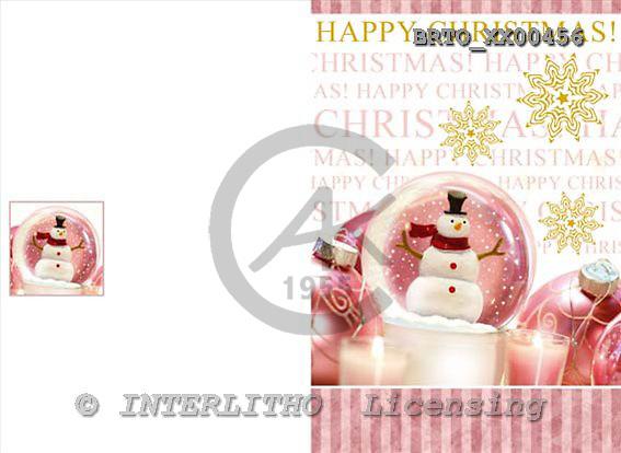Alfredo, CHRISTMAS SYMBOLS, paintings+++++,BRTOXX00456,#xx# Symbole, Weihnachten, símbolos, Navidad, illustrations, pinturas