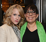 "Katie Finneran and Christine Pedi Attends the Broadway Opening Night of ""All My Sons"" at The American Airlines Theatre on April 22, 2019  in New York City."