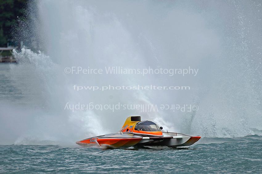 "Mike Monohan, GP-93 ""Renegade""  (Grand Prix Hydroplane(s)"