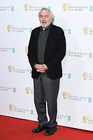 Robert De Niro<br /> BAFTA Film Awards 2020 nominees party, Kensington Palace, London.<br /> <br /> ©Ash Knotek  D3553 01/02/2020