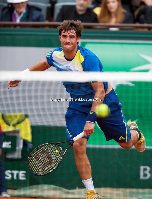 30-05-13, Tennis, France, Paris, Roland Garros,  Guido Fella