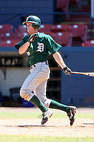 March 23, 2010:  David Turnbull of the Dartmouth Big Green during a game at the Chain of Lakes Stadium in Winter Haven, FL.  Photo By Mike Janes/Four Seam Images