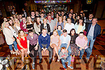 Megan Brosnan, Killarney seated centre who celebrated her 18th birthday with her family and friends in the Brehon Hotel on Friday night