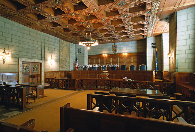 Nebraska Supreme Court, Lincoln, Nebraska, USA