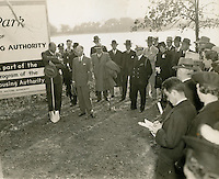 1940 OCTOBER 18..Merrimack Landing   ..Groundbreaking Ceremony, Merrimack Park...NEG#.450..