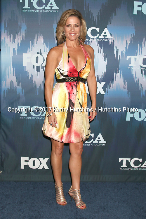 LOS ANGELES - JAN 11:  Cat Cora at the FOX TV TCA Winter 2017 All-Star Party at Langham Hotel on January 11, 2017 in Pasadena, CA