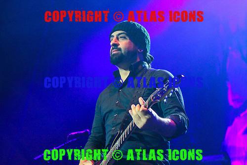 VOLBEAT, LIVE, 2014, PAUL JENDRASIAK | Atlas Icons