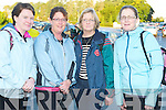 Christina Sullivan, Geraldine Teahan, Noreen Maher and Pauline Lyne at the annual walk of the Old Kenmare Road on Sunday in aid of the South Kerry branch of MS Ireland. ................................