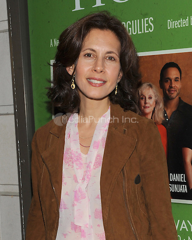New York, NY- October 2: Jessica Hecht attends the opening night for the play The Country House at the Samuel J. Friedman Theater in New York City .  Credit: John Palmer/MediaPunch