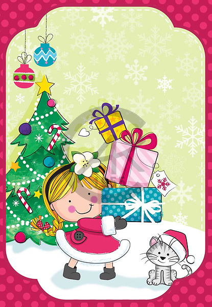 Sharon, CHRISTMAS CHILDREN, WEIHNACHTEN KINDER, NAVIDAD NIÑOS, GBSS, paintings+++++,GBSSC75XNJA,#XK#