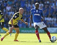 Portsmouth vs Dagenham & Redbridge 08-08-15