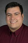 Rigo Gutierrez, Program Coordinator for Campus Activities, Student Affairs, DePaul University, is pictured March 20, 2018. (DePaul University/Jeff Carrion)