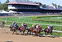 08-19-17 Alabama Stakes Day Scene (Saratoga)