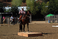 Mariposa Fair Horse Show Trials