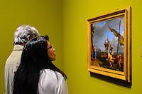 RIO DE JANEIRO, RJ, 09 DE JULHO DE 2013 -EXPOSIÇÃO ´´A HERANÇA DO SAGRADO´´-Exposição ´´A Herença do Sagrado: Obras-primas de artistas como Ticiano, Caravaggio e Bernini, no Museu Nacional de Belas ARtes, de 10 de julho a 13 de outubro, no centro do Rio de Janeiro.FOTO:MARCELO FONSECA/BRAZIL PHOTO PRESS