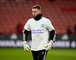 Dean Henderson of Sheffield Utd during the Premier League match at Bramall Lane, Sheffield. Picture date: 9th February 2020. Picture credit should read: Simon Bellis/Sportimage