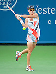 Stosur Squeaks Into Next Round At Cincinnati, 6-3, 6-7(6), 6-4