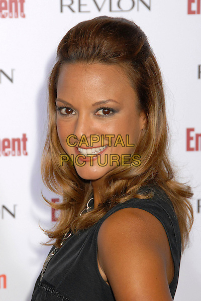 EVA LA RUE.Entertainment Weekly's 5th Annual Emmys Celebration held at the Opera - Crimson, Hollywood, California, USA..September 15th, 2007.headshot portrait .CAP/ADM/BP.©Byron Purvis/AdMedia/Capital Pictures.