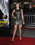 Maggie Grace attends Universal Pictures' Non-Stop held at Regency Village Theatre in Westwood, California on February 24,2014                                                                               © 2014 Hollywood Press Agency