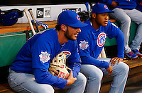 April 22, 2015: Chicago Cubs vs Pittsburgh Pirates