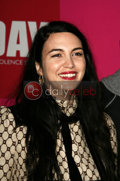 """Shiva Rose McDermott<br />at the opening night of Eve Ensler's """"The Good Body"""" to Benefit VDAY. Wadsworth Theatre, Brentwood, CA. 02-01-06<br />Scott Kirkland/DailyCeleb.Com 818-249-4998"""