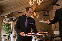 Europe/France/Aquitaine/47/Lot-et-Garonne/Puymirol: Hôtel-Restaurant Michel Trama: L'Aubergade [Non destiné à un usage publicitaire - Not intended for an advertising use]
