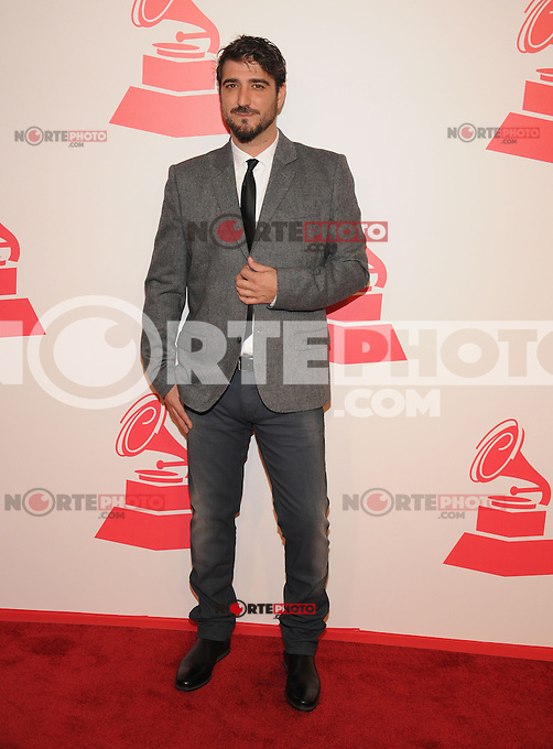 LAS VEGAS, NV - November 14: Antonio Orozco attends the Latin Grammys Person of the Year red carpet arrivals at the MGM Grand on November 14, 2012 in Las Vegas, Nevada. Photo By Kabik/ Starlitepics/MediaPunch Inc. /NortePhoto