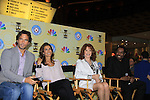 Days Of Our Lives National Tour - Shawn Christian, Kristian Alfonso and Suzanne Rogers on September 15, 2012 at The Shops at Mohegan Sun, Uncasville, Connecticut. (Photo by Sue Coflin/Max Photos)