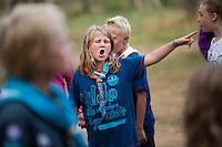 20140805 Vilda-l&auml;ger p&aring; Kragen&auml;s. Foto f&ouml;r Scoutshop.se<br /> scouter, pekar, dag, l&auml;gerplats, gr&auml;s