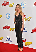 Michelle Pfeiffer at the premiere for &quot;Ant-Man and the Wasp&quot; at the El Capitan Theatre, Los Angeles, USA 25 June 2018<br /> Picture: Paul Smith/Featureflash/SilverHub 0208 004 5359 sales@silverhubmedia.com