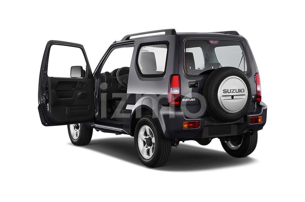 Car images of a 2014 Suzuki JIMNY JLX X-Citement 3 Door SUV 4WD Doors