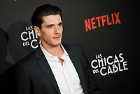 "Yon Gonzalez attends to ""Las chicas del cable"" premiere at Callao Cinemas in Madrid, April 27, 2017. Spain.<br /> (ALTERPHOTOS/BorjaB.Hojas)"
