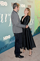 Amy Adams &amp; Darren Le Gallo at the premiere for the HBO series &quot;Sharp Objects&quot; at the Cinerama Dome, Los Angeles, USA 26 June 2018<br /> Picture: Paul Smith/Featureflash/SilverHub 0208 004 5359 sales@silverhubmedia.com