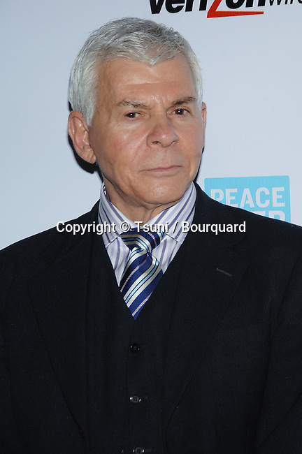 Ed Limato arriving at 35th Humanitarian Awards Dinner at the Beverly Hills Hotel in Los Angeles.<br /> <br /> headshot<br /> eye contact