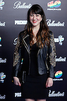 Nena Daconte attends 40 Principales awards photocall  2012 at Palacio de los Deportes in Madrid, Spain. January 24, 2013. (ALTERPHOTOS/Caro Marin) /NortePhoto