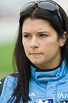 5 August 2007: Danica Patrick (USA) at the Firestone Indy 400, Michigan International Speedway, Brooklyn, Michigan