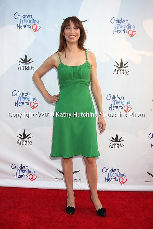 "Illena Douglas.arrives at the Children Mending Hearts 3rd ""Peace Please"" Gala.Music Box @ Fonda .Los Angeles, CA.April 16, 2010.©2010 Kathy Hutchins / Hutchins Photo..."