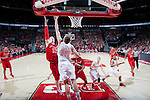 2012-13 NCAA Basketball: Nebraska at Wisconsin
