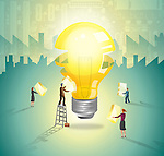 Building up an innovative idea
