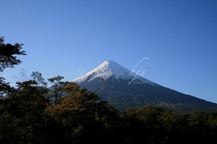 Osorno Volcano, Chile | Feb 08