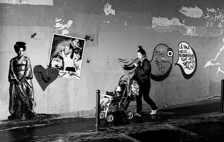10.2010 Paris (&icirc;le de france)<br /> <br /> Pr&egrave;s de la rue Mouffetard.<br /> <br /> Near Mouffetard street.